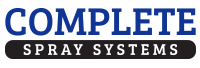 New Home of Complete Spray Systems Logo